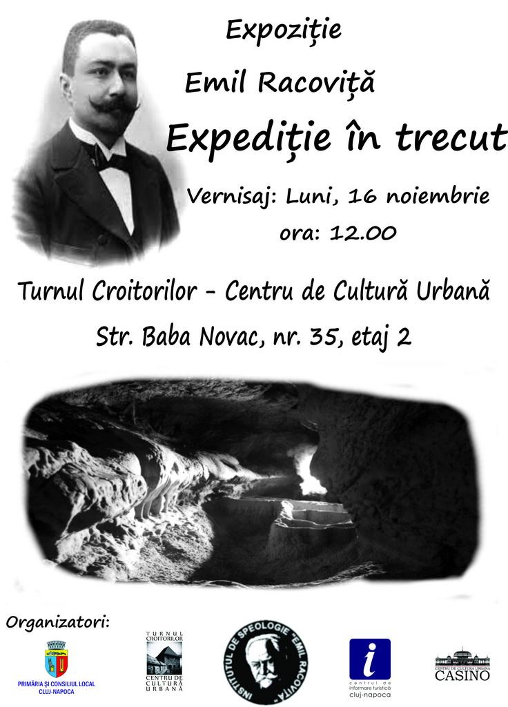 Emil Racoviță – Expediție în trecut
