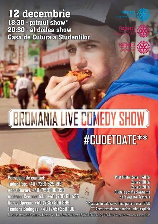 BRomania @ Casa de Cultură a Studenților