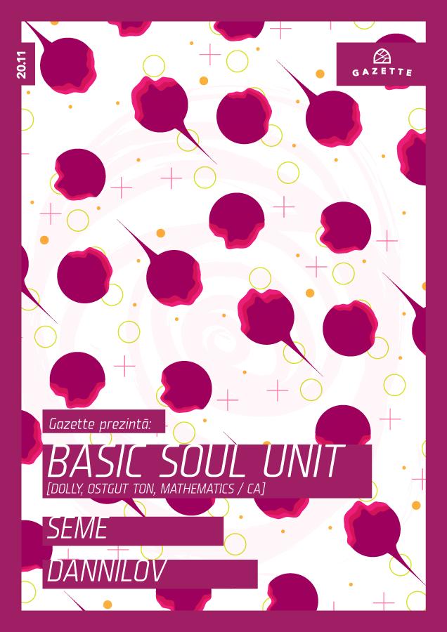 Basic Soul Unit @ La Gazette