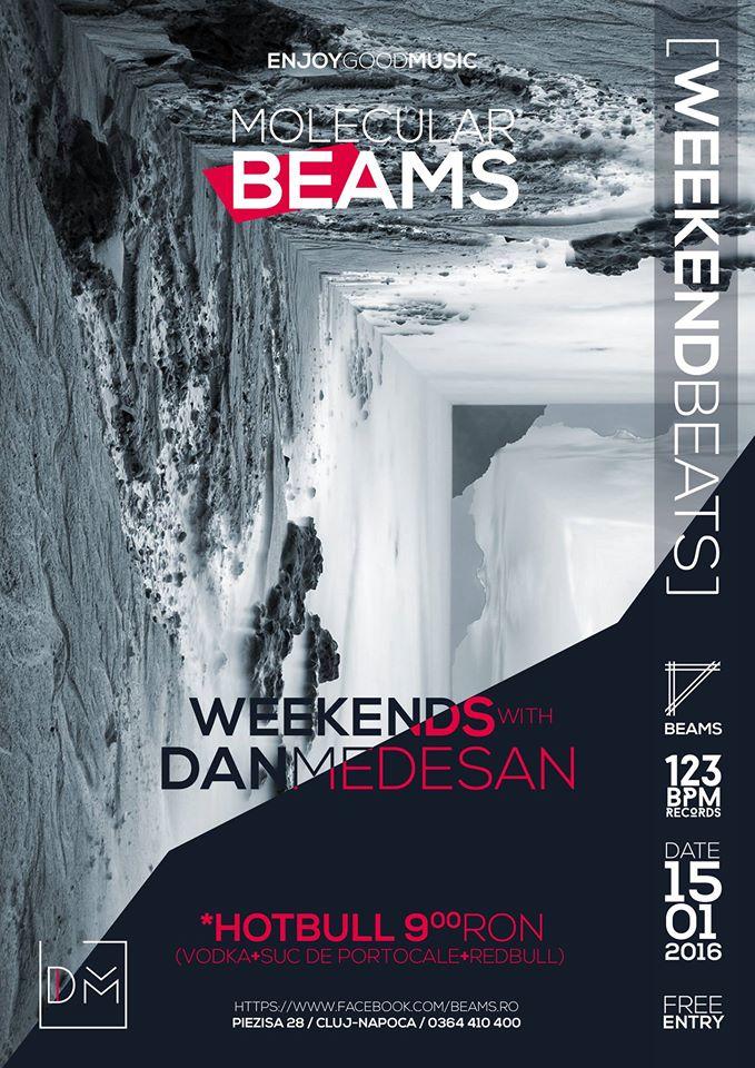 Weekend Beats @ Molecular Beams