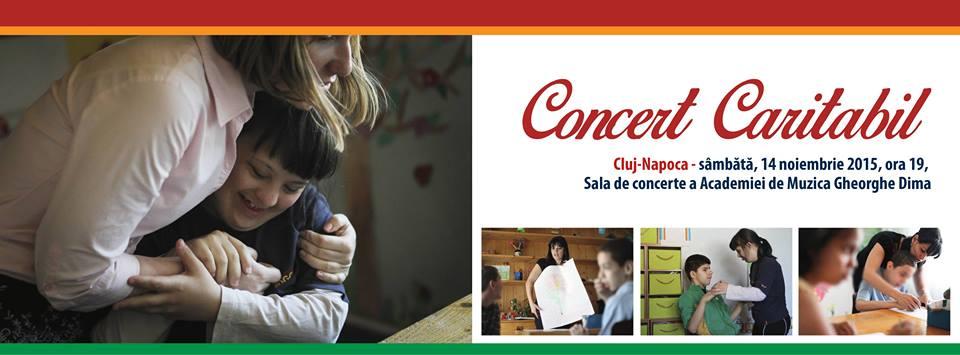 Concert caritabil @ Academia de Muzică