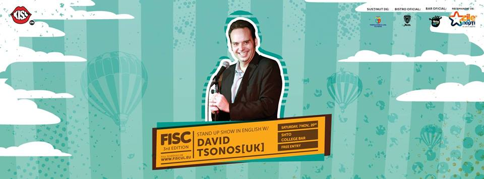 David Tsonos @ FISC
