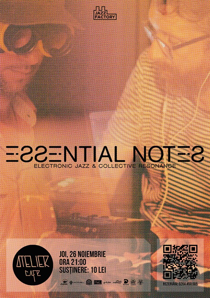 Essential Notes @ Atelier Cafe