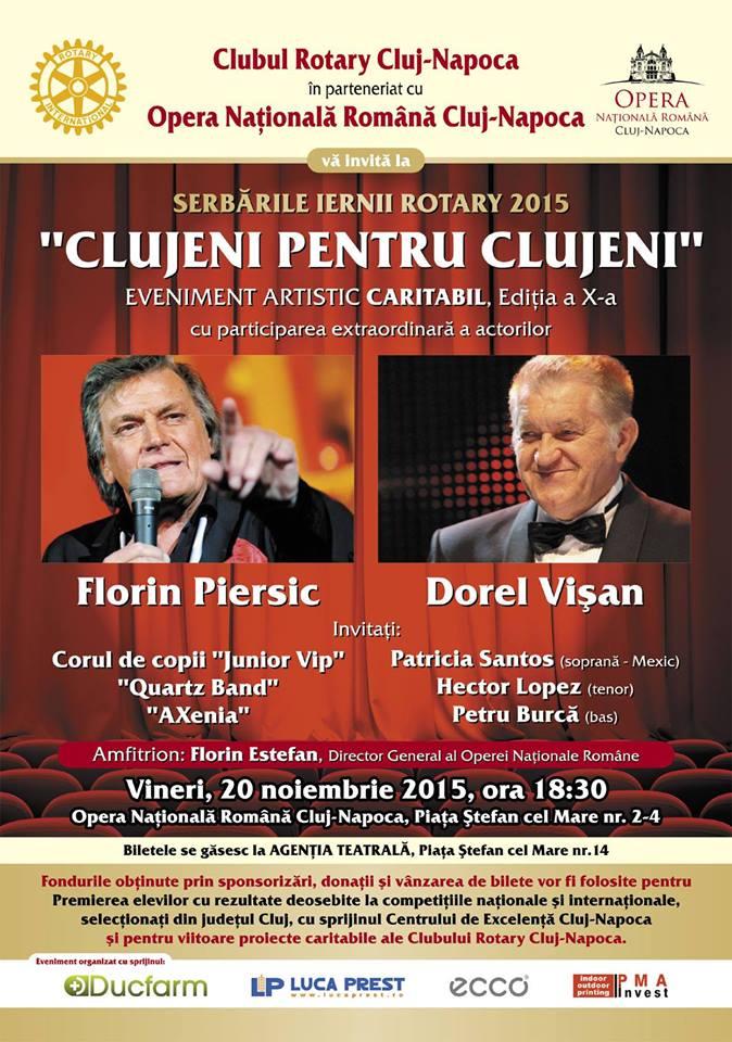 Eveniment Caritabil Rotary @ Opera