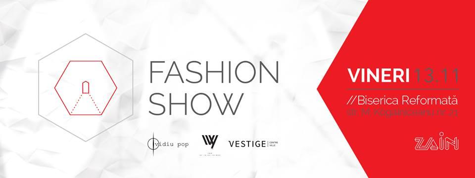 ZAIN Fashion Show @ Biserica Reformată