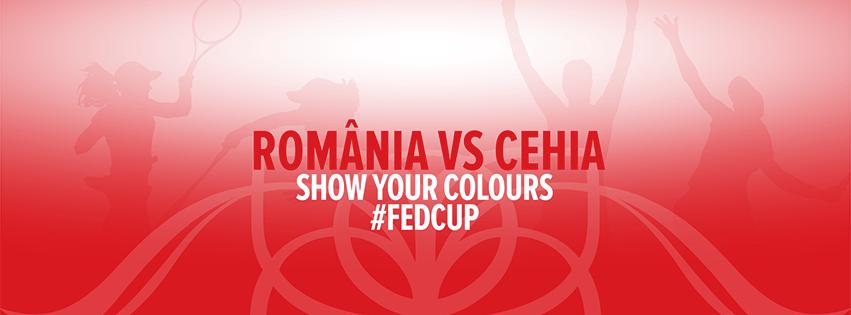 Fed Cup: Romania – Cehia @ Sala Polivalentă