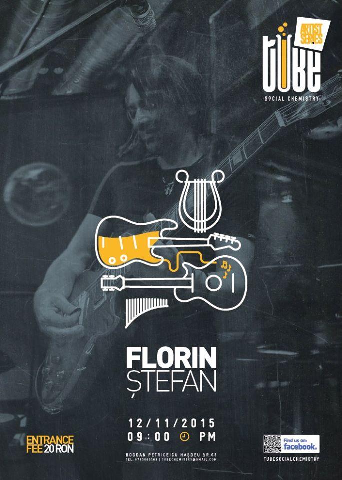 Florin Ștefan Live @ Tube Social Chemistry