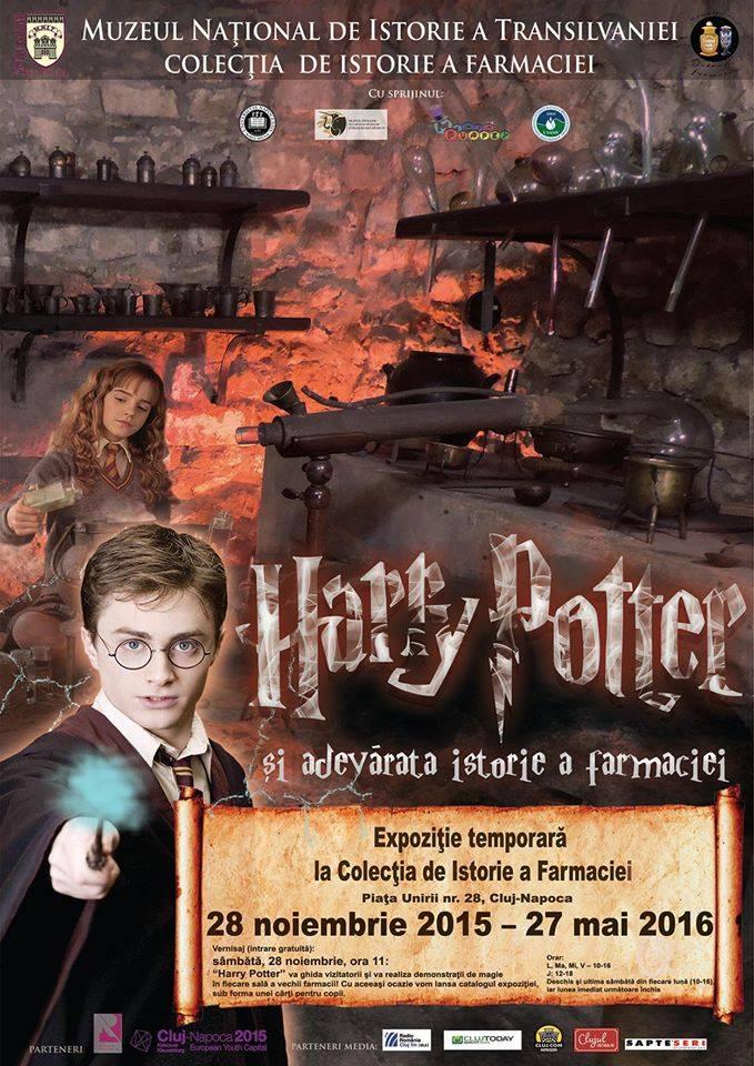 Harry Potter si Adevarata Istorie a Farmaciei