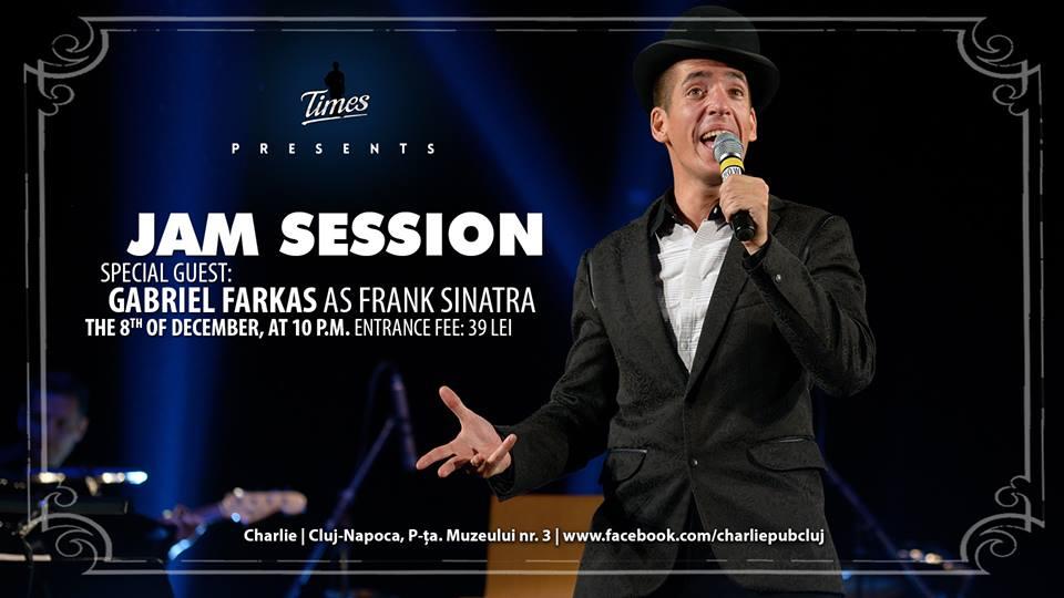 #SINATRA100 – Jam Session @ Charlie