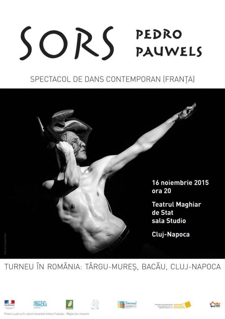 SORS – Pedro Pauwels @ Teatrul Maghiar