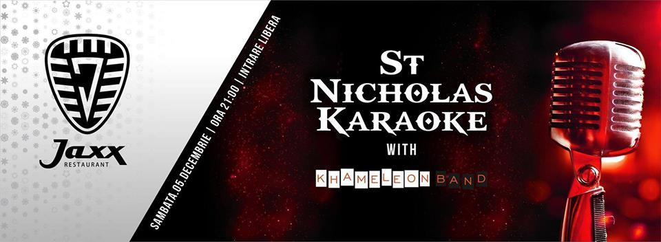 Saint Nicholas Karaoke @ Jaxx