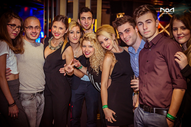Poze: Casual Friday @ Club NOA
