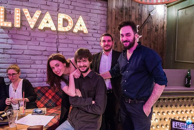Poze: Delia Ivan Trio @ Restaurant Livada