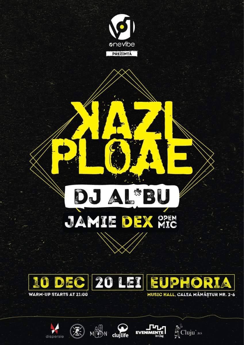 Kazi Ploae @ Euphoria Music Hall