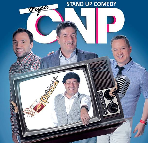 Stand Up Comedy @ Atelierul de Pizza