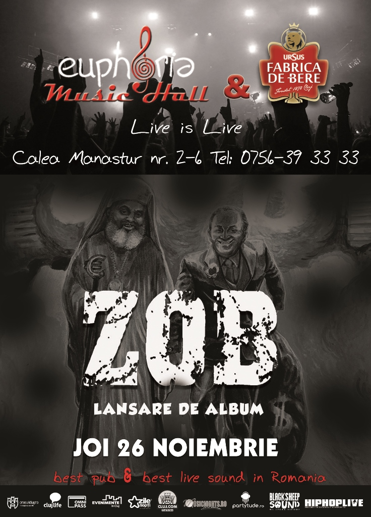 Zob @ Euphoria Music Hall