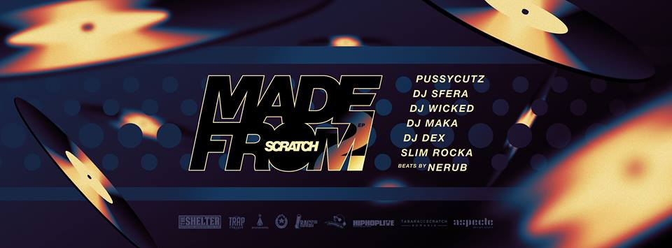 Made from scratch #2 @ The Shelter