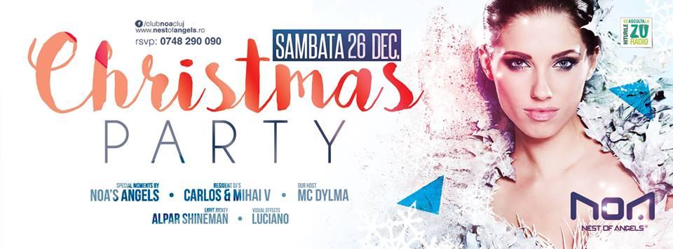 Christmas Party @ Club NOA