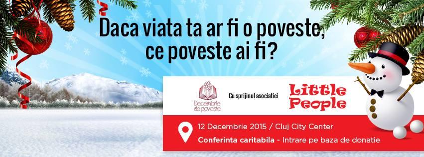 Decembrie de Poveste @ Cluj City Center