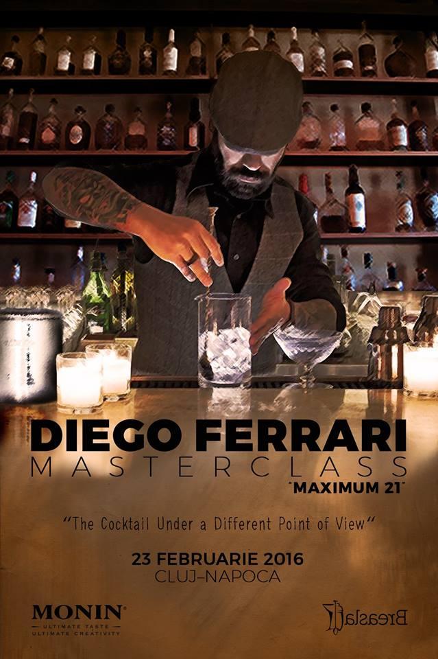 Diego Ferrari @ Hotel Granata