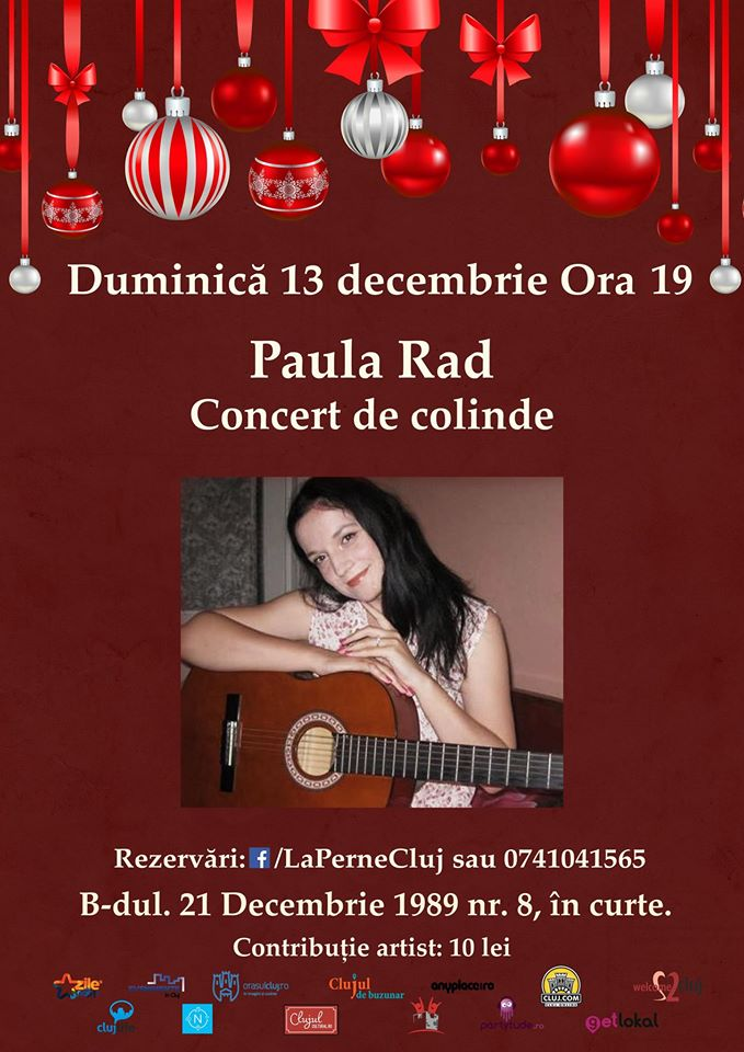 Concert de colinde @ La Perne