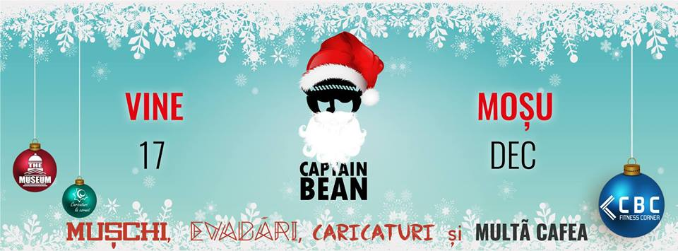 Santa Bean @ Captain Bean