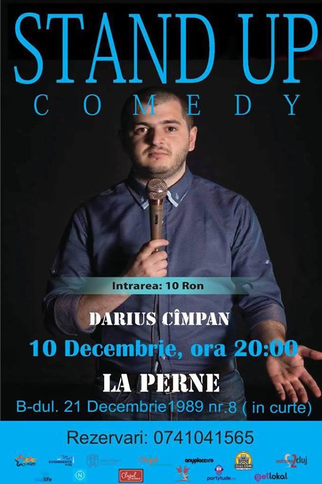 Stand Up Comedy @ La Perne