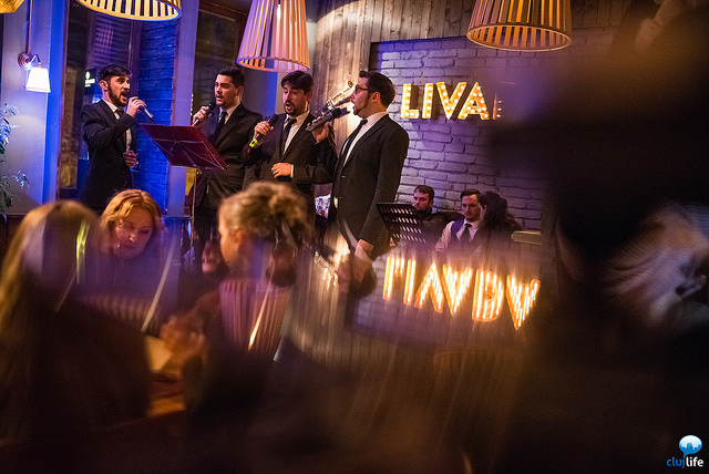 Poze: Ad Libitum Voices @ Restaurant Livada