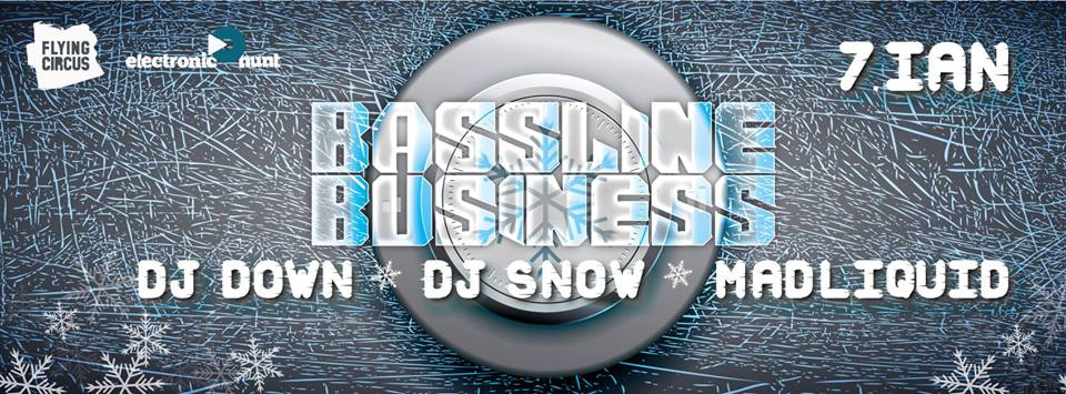 Bassline Business @ Flying Circus Pub
