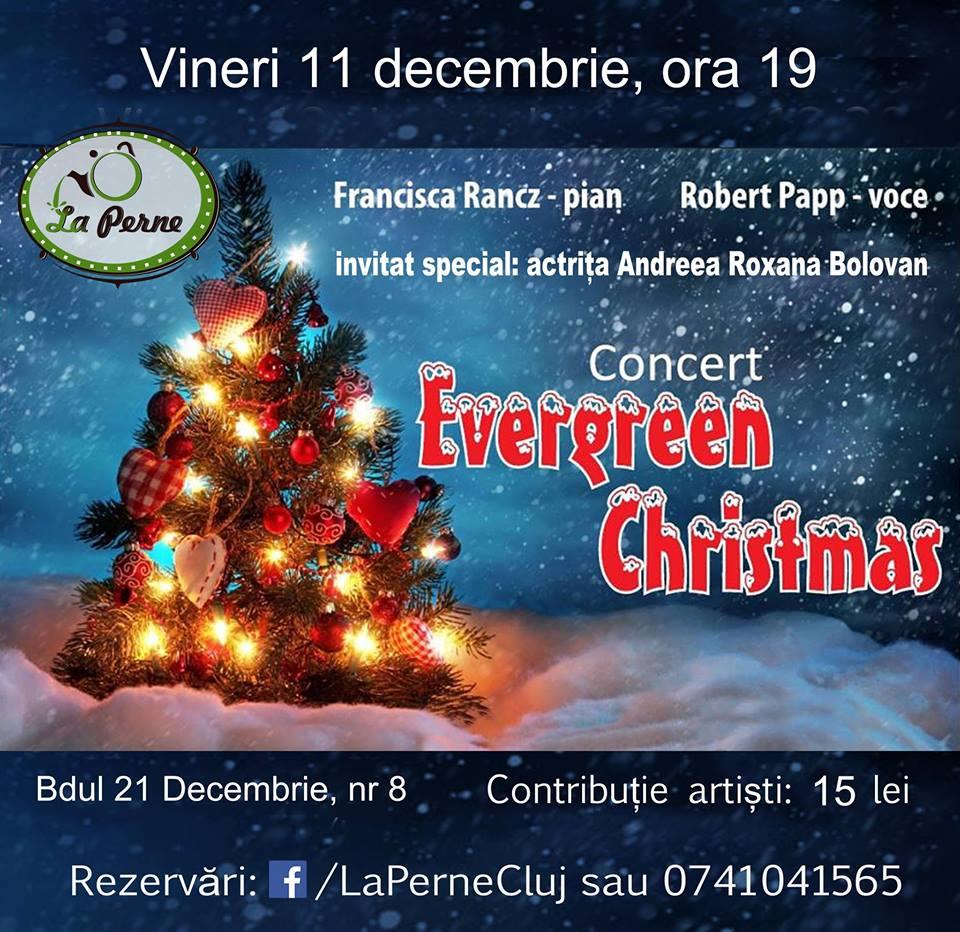 Evergreen Christmas @ La Perne