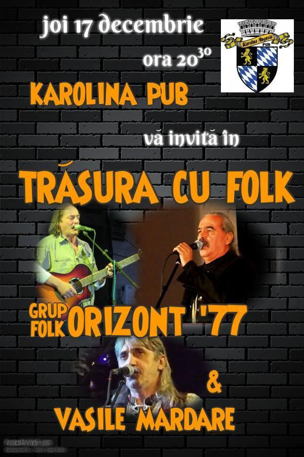 Concert live de folk @ Karolina Pub & Terrace