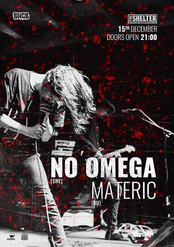 No Omega @ The Shelter