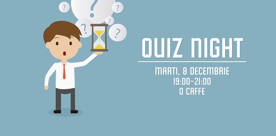 Quiz Night @ Q Caffe