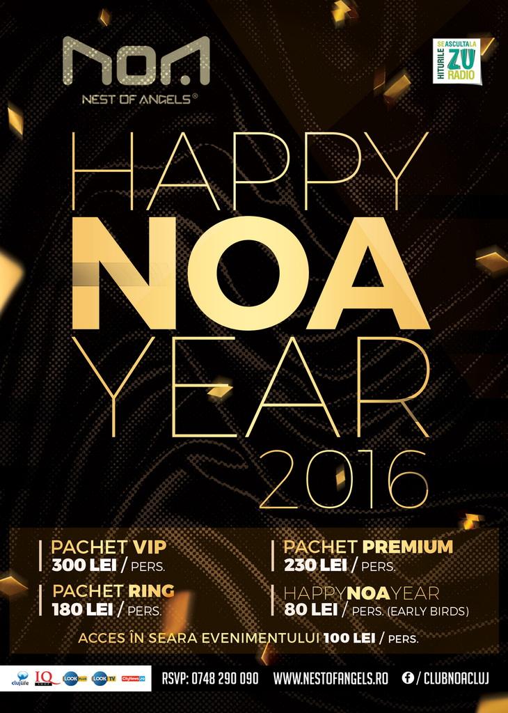 Happy NOA Year 2016