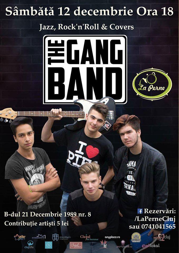 The Gang Band @ La Perne