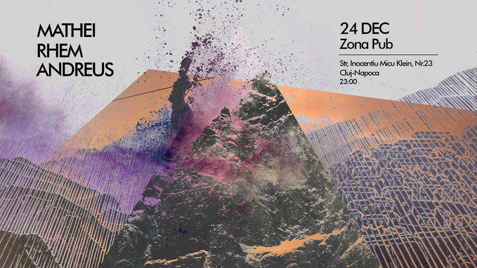 Mathei / Rhem / Andreus @ Zona