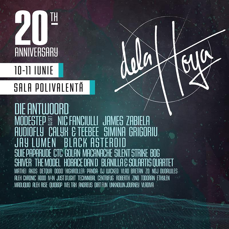 Delahoya 2016 – 20th Anniversary