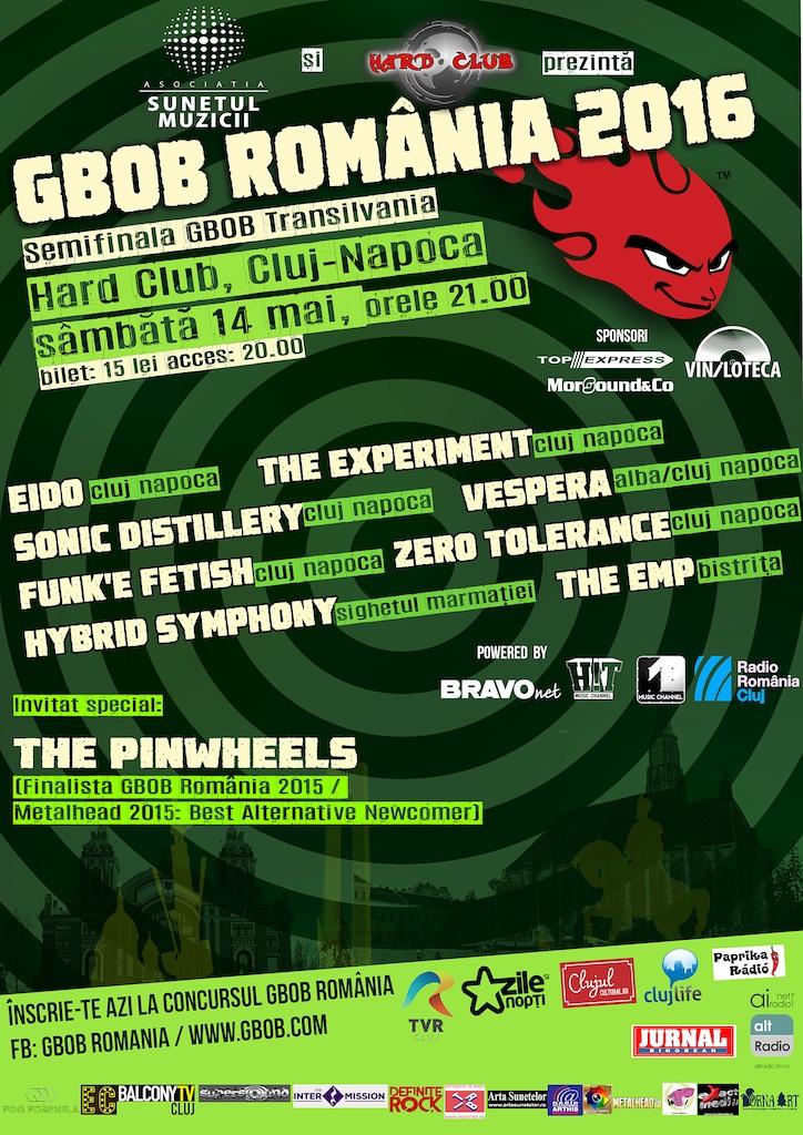GBOB Semifinala Transilvania @ Hard Club