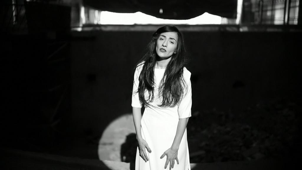 Hindi Zahra cântă la Jazz in the Park