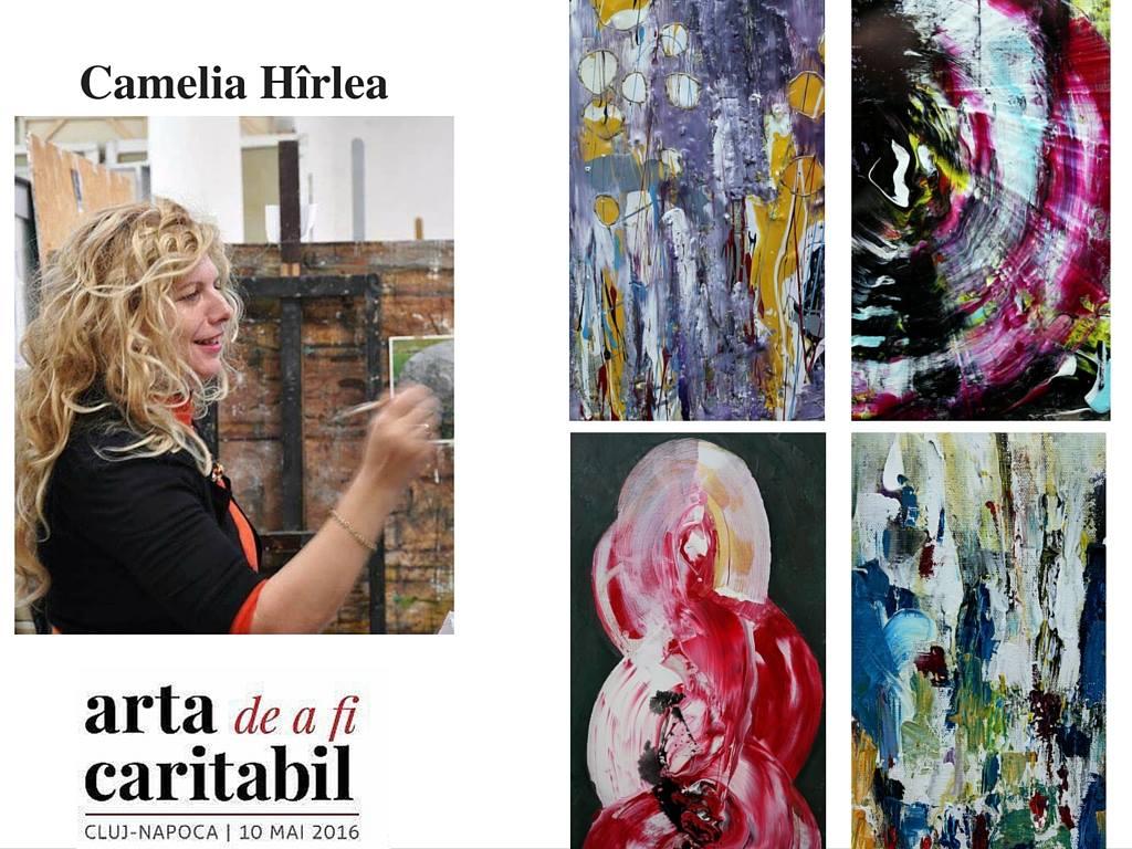 Arta de a fi Caritabil @ Piața Cipariu
