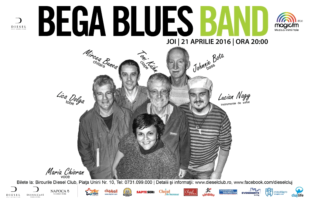 Bega Blues Band @ Diesel Club