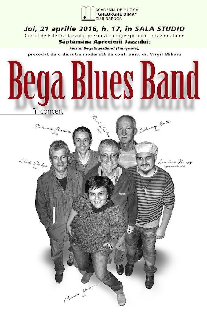 Bega Blues Band @ Academia de Muzică