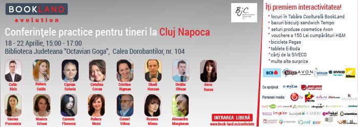 BookLand Evolution @ Biblioteca Județeană