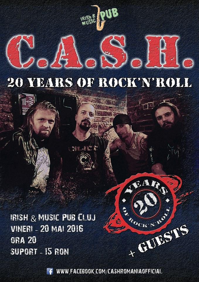 CASH @ Irish Music Pub