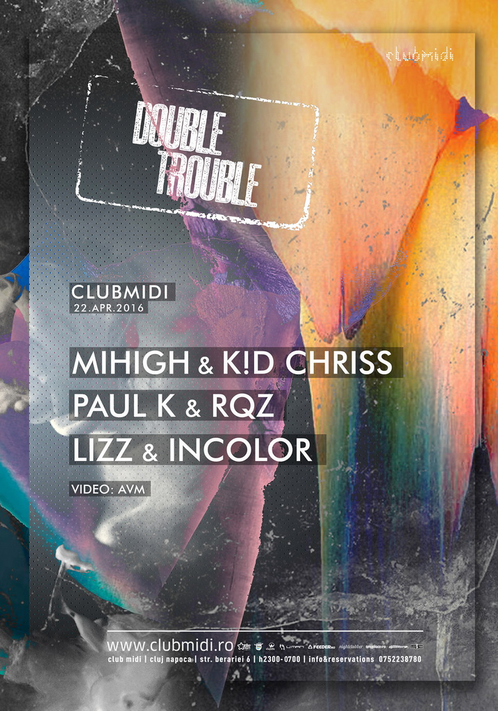 Double Trouble @ Club Midi