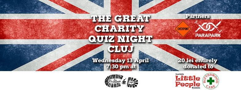 The Great Charity Quiz Night