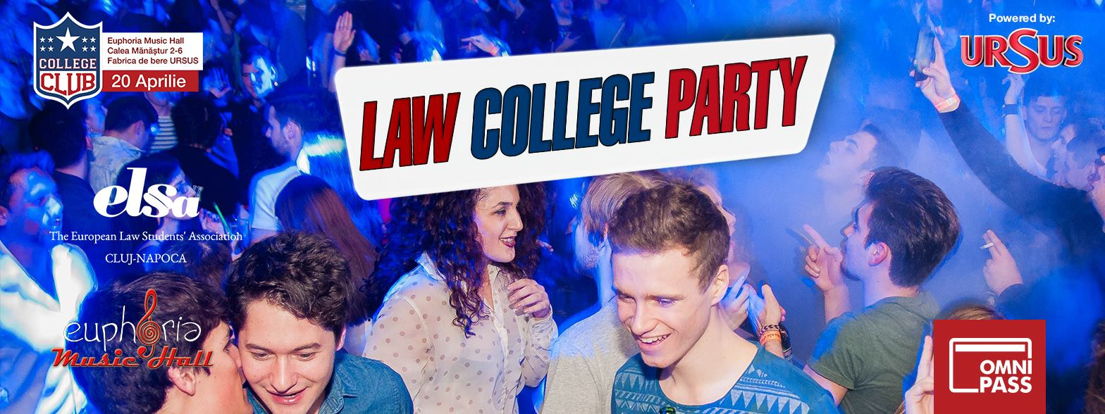 Law College Party @ Euphoria Music Hall