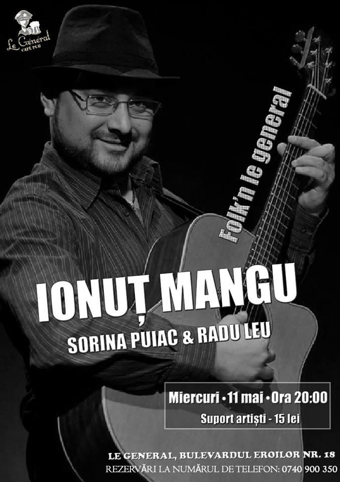 Ionuț Mangu & Friends @ Le Général