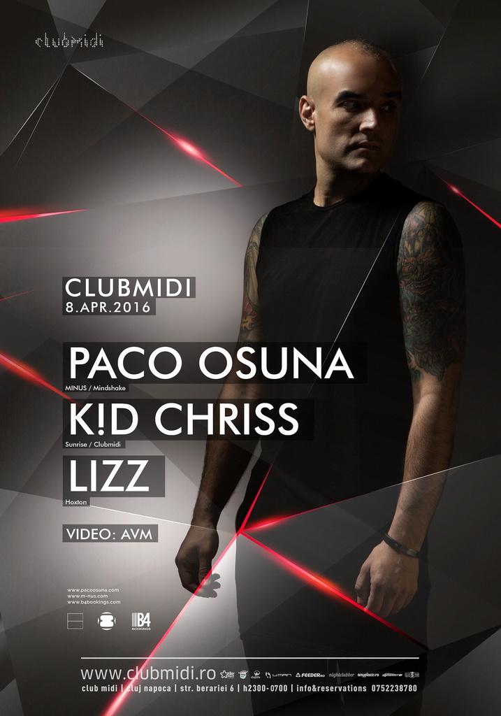 Paco Osuna @ Club Midi