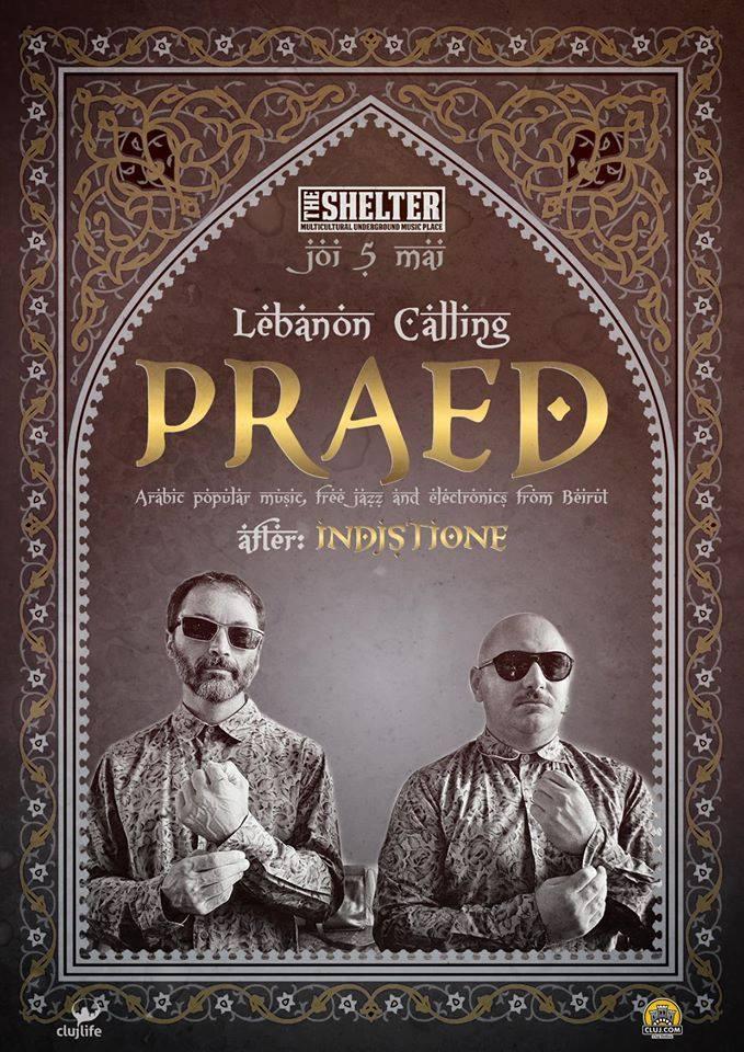 Lebanon Calling @ The Shelter
